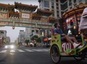 street view of chinatown