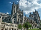 National Cathedral Exterior