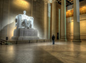 @brandonmkopp - Visitor at the Lincoln Memorial - Washington, DC