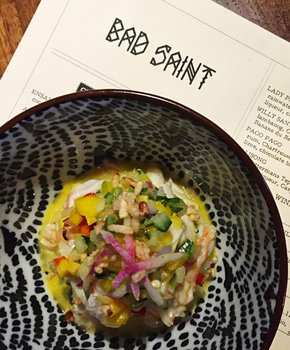 @badsaintdc - Bad Saint in Washington, DC - Bon Appetit No. 2 Best New Restaurant in America 2016