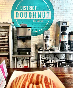@brittmichele15 - District Doughnut - Places to Eat in Washington, DC