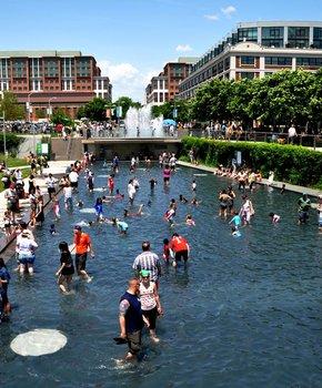 Capitol Riverfront - Yards Park - Washington, DC