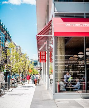 DBGB Kitchen & Bar - CityCenterDC - Dining in Washington, DC