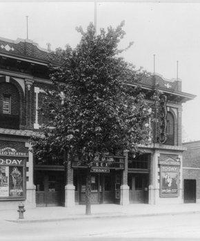 Grandall's Apollo Theatre Circa 1920
