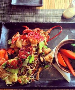 Muzen at the Mandarin Oriental Washington, D.C. - Places to Eat on the Southwest Waterfront - Washington, DC