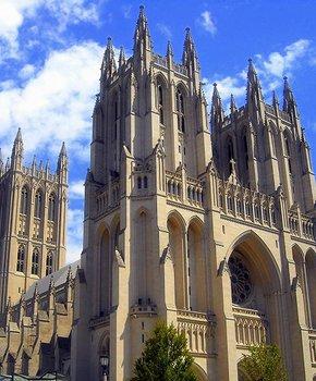 Washington National Cathedral Exterior