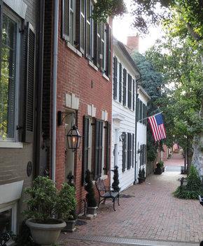 Old Town Alexandria, Virginia