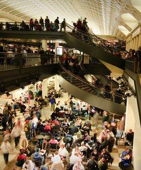 Union Station Food Court - Washington, DC