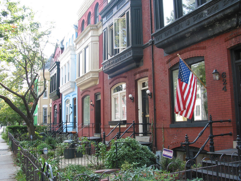 capitol Hill Neighborhood