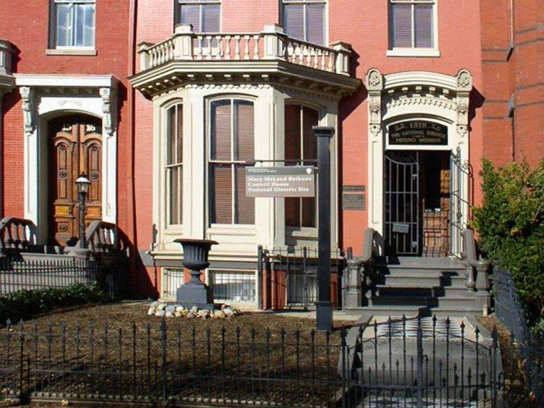 Mary McLeod Bethune Council House National Historic Site, Washington, DC