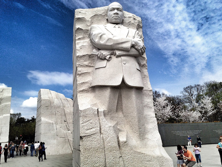 The Martin Luther King, Jr. Memorial - National Mall - Washington, DC