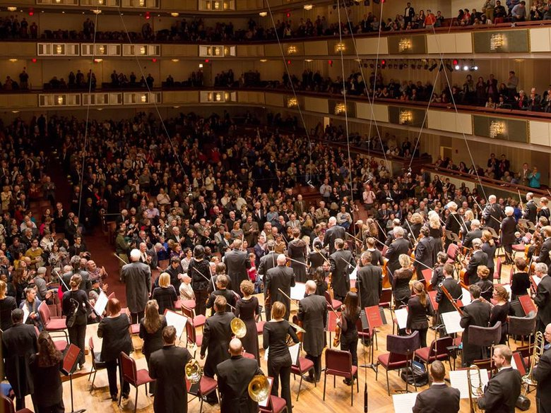 National Symphony Orchestra at the Kennedy Center - Washington, DC