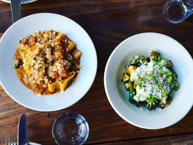 The Red Hen - Washington, DC Bib Gourmand Restaurant