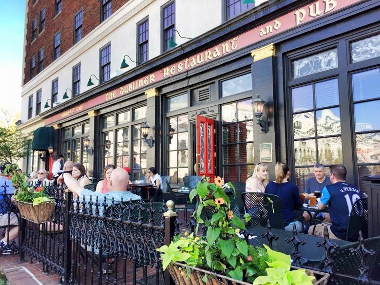 The Dubliner Pub - Capitol Hill - Washington, DC
