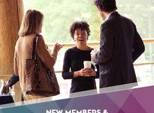 New Members & Member Updates - Destination DC