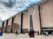 Entrance of the Museum of American History