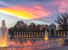 National World War II Memorial - National Mall - Washington, DC