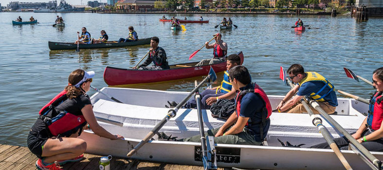 Celebrate the community at the Anacostia River Festival