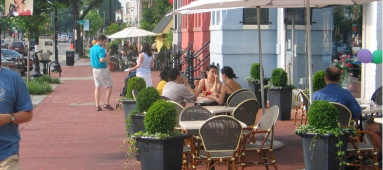 See what's happening on Barracks Row