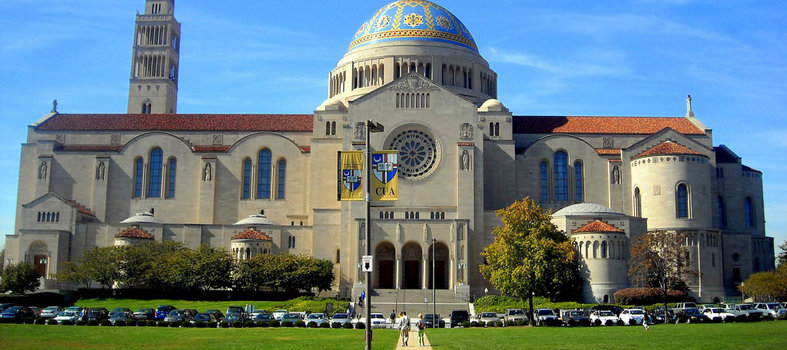 Take in the largest Catholic Church in America