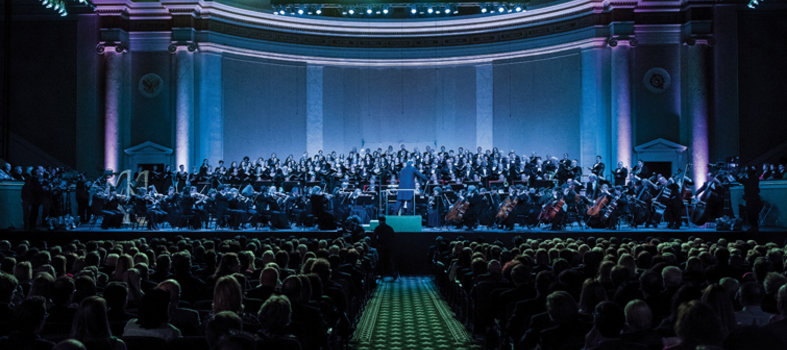 Catch a concert at DAR Constitution Hall