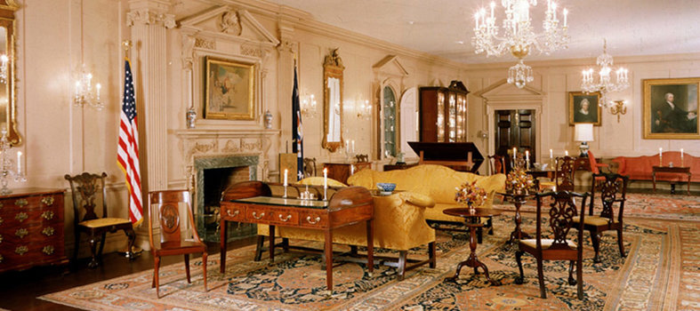 Tour the State Department's Diplomatic Reception Rooms