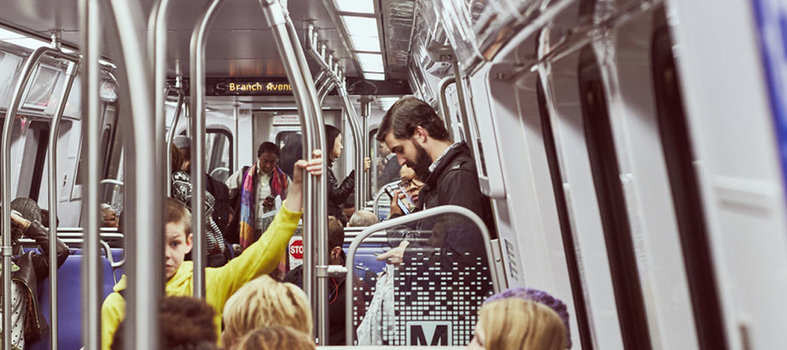 Say Metro, not Subway