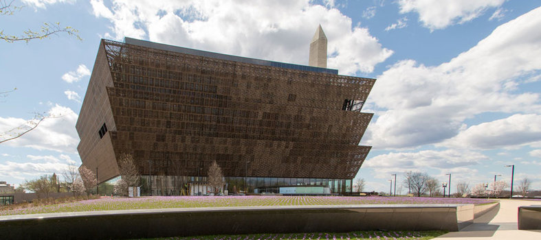 Visit the Smithsonian National Museum of African American History and Culture