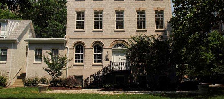 Thomas Law House