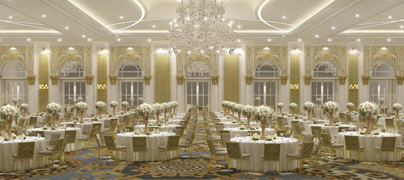 Trump International Hotel Washington D.C. — 13,200 Square Feet