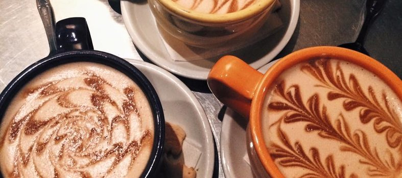 Check out a must-stop coffee shop