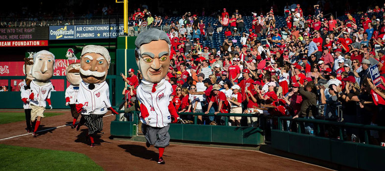 The Racing Presidents