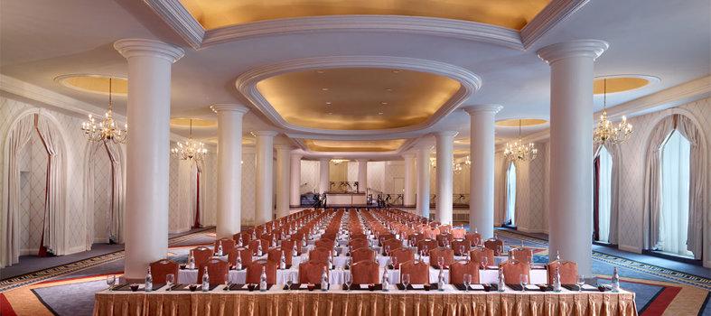 Omni Shoreham Hotel — 15,718 Square Feet