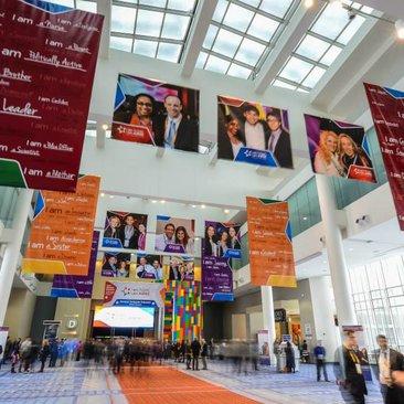 Walter E Washington Convention Center AIPAC Meeting 2016 - Washington DC