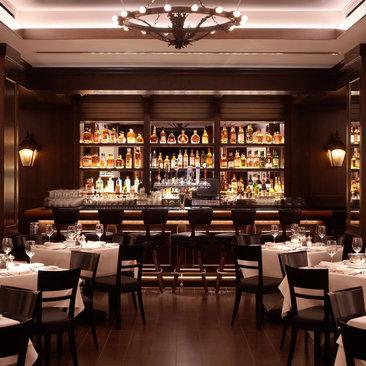 Dining room bar