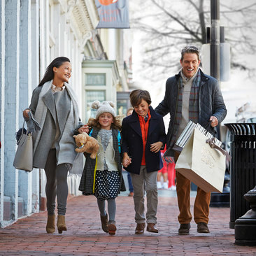 georgetown holiday shopping