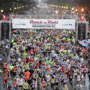 Rock 'n' Roll Marathon in Washington, DC - Top Organized Races and Marathons