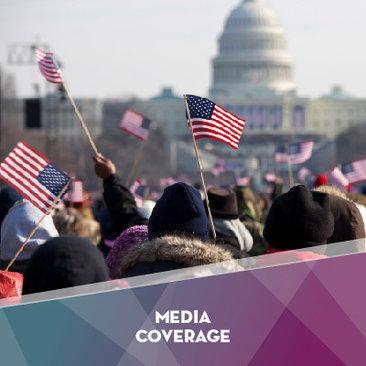 Media Coverage - Destination DC
