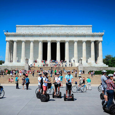 Segway Tours in Washington, DC