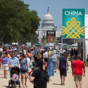 Smithsonian Folklife Festival - Washington, DC