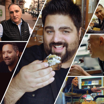 Chefs Dish DC - Local chefs eat their way through Washington, DC neighborhoods
