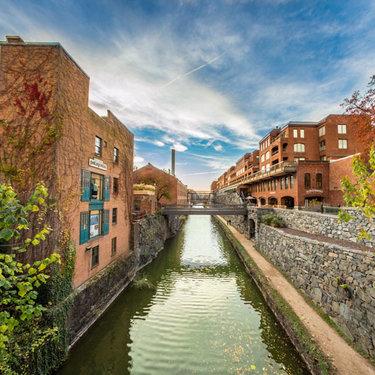C&O Canal - Georgetown - Washington, DC