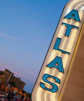The Atlas Performing Arts Center - H Street NE - Washington, DC