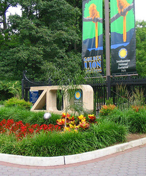 Woodley Park National Zoo