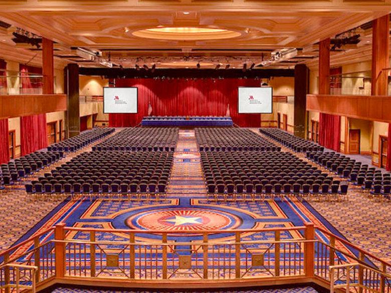 Marriott Wardman Park Ballroom